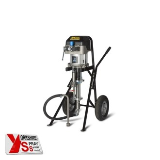 Yorkshire Spray Services Ltd - Wagner Jaguar 75:150 PE TG & HD Trolley