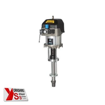 Yorkshire Spray Services Ltd - Wagner Jaguar 75:150 PE TG