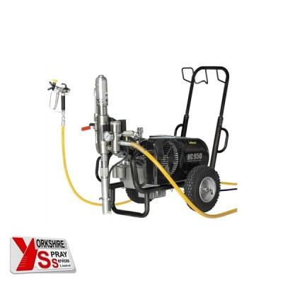 Yorkshire Spray Services Ltd - Wagner Heavy Coat 950 E