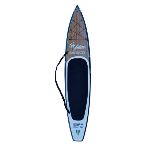 Yster SUP Carry strap & Grab handle attached to board