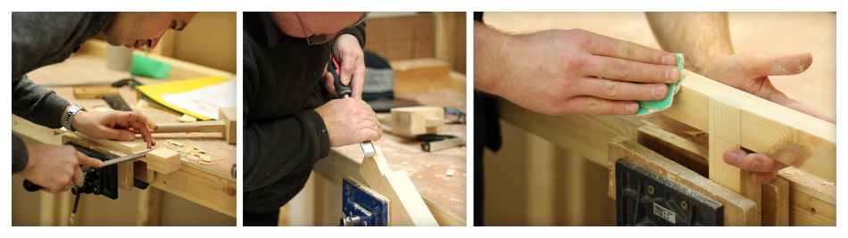 Intensive Carpentry Course 10 Days Yta Training