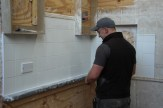 Tiling Course at YTA