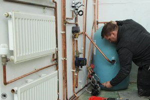 YTA Plumbing course heating system 001