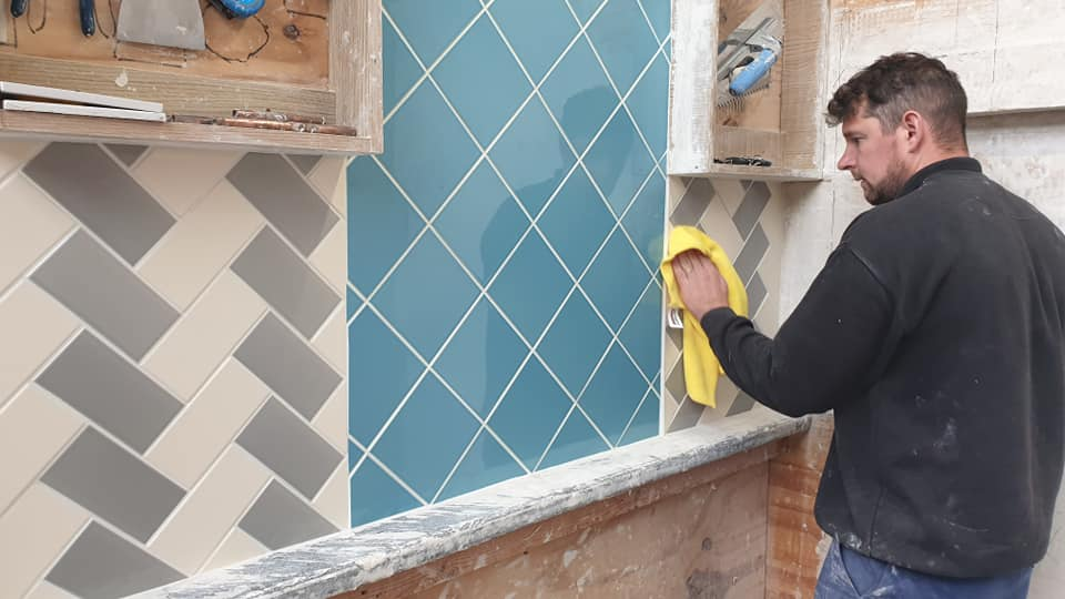 Ash Morris tiling course yta