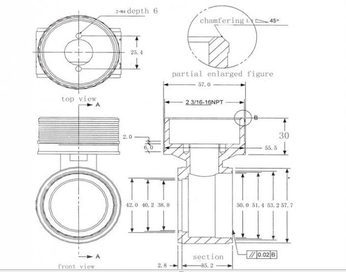 Capacitive Liquid Level Sensor. Diagram. Auto Wiring Diagram
