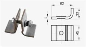 S1 light duty Belt-Fasteners