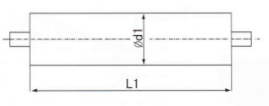 conveyor idler diagram