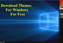How to Download and Set Themes For Free in Windows