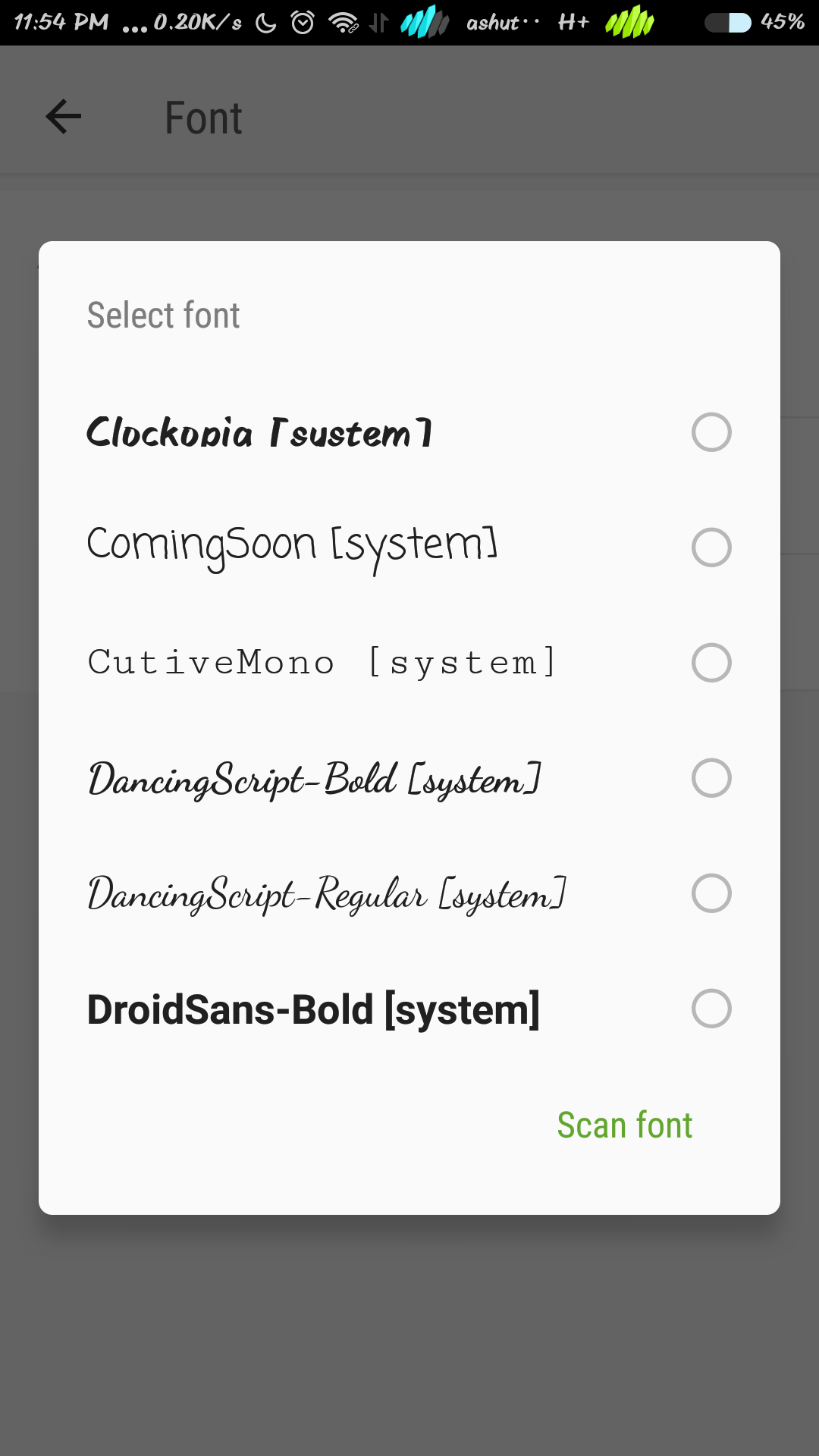 Best Bold Fonts For Android Phones - poksthenew
