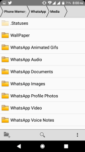 How to Save WhatsApp Status Stories without Screenshot
