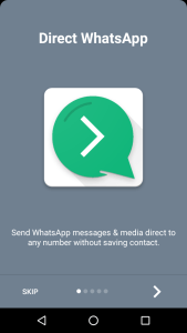 How to Send WhatsApp Message without Adding Contact