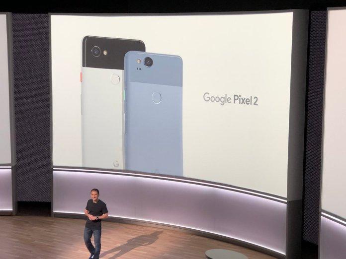 Google Pixel 2 & Pixel 2 XL Launched