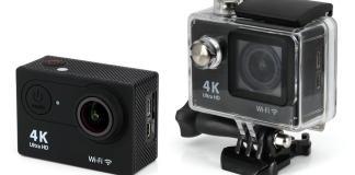 Best 4K Action Camera Under 10000
