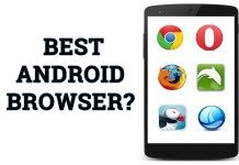 5 Best Browser for Android for Downloading Purpose