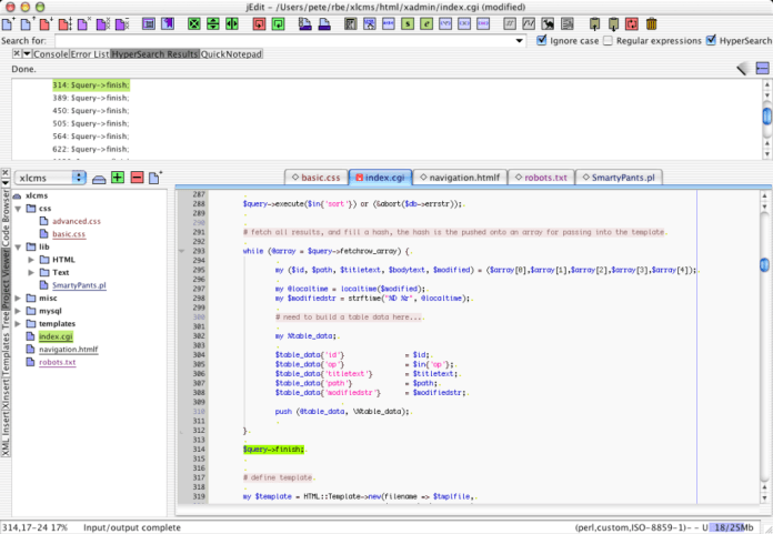 Notepad++ for Mac