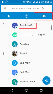 Block a Phone Number on your Android Phone
