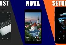 Nova Launcher Themes and Setups