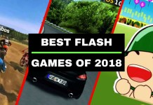 Best Flash Games 2018