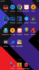reMIX MIUI 10 theme