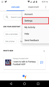 How to Get New Google Assistant Voices