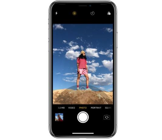 How to change camera format and quality on iOS