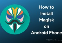 Install Magisk on Android Phone