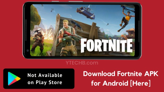 download Fortnite APK for android