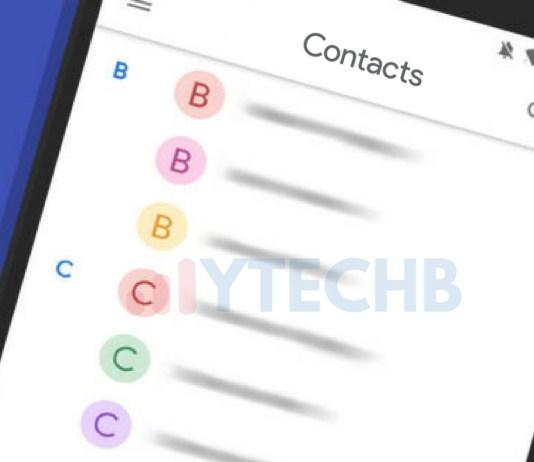 Google Contacts 3.0 apk