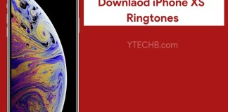 Download iPhone XS Ringtones