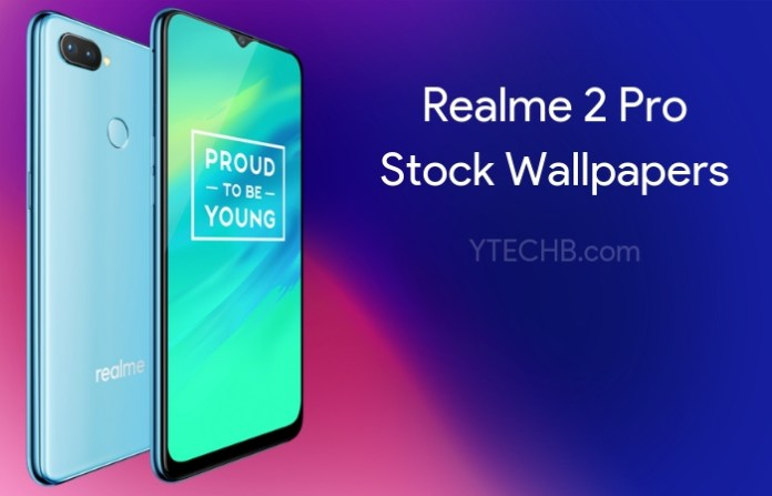 Realme 2 Pro Wallpapers