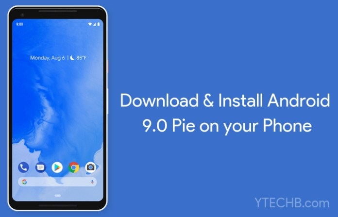 Android Pie: android pie rom for moto g4 plus