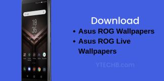 Asus ROG Phone wallpapers