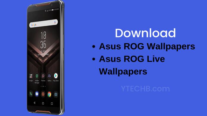 Download Asus ROG Wallpapers