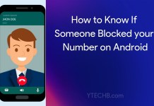 how to Know If Someone Blocked your Number