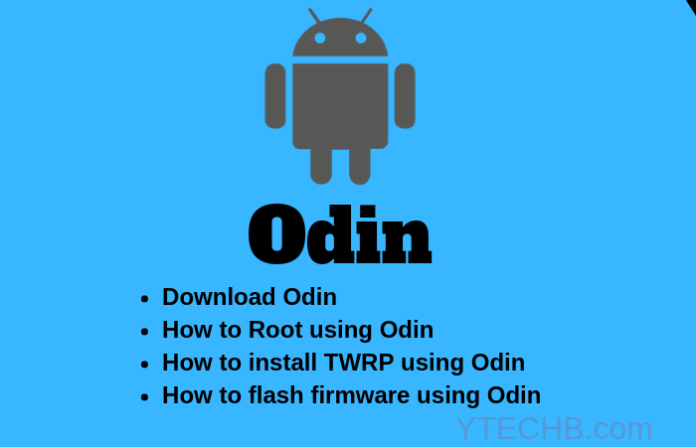 Download Odin samsung flash tool