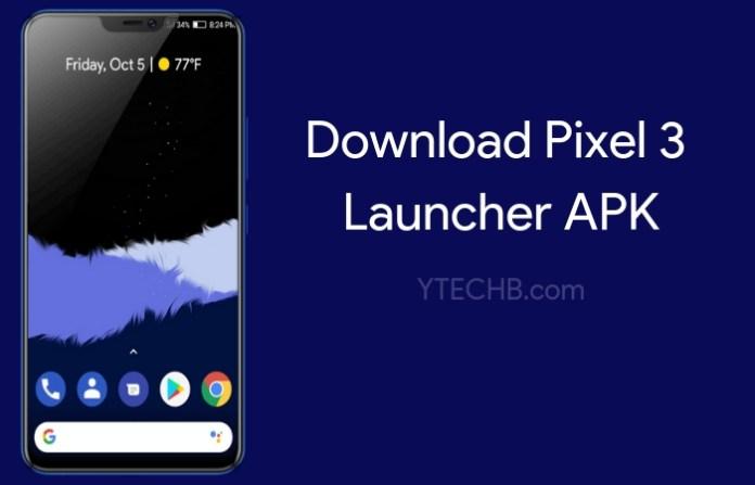 Rootless pixel 3 launcher apk | Releases · amirzaidi/Launcher3