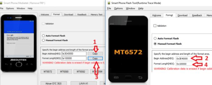 MTK FRP Tool to Bypass FRP 9