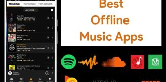 Offline Music Apps