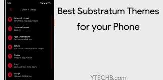 Best Substratum Themes