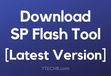 SP Flash Tool