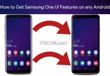 Download Samsung One UI for S8