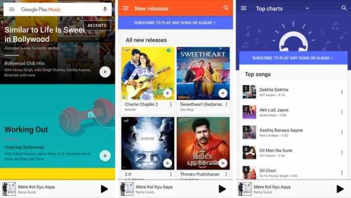 offline music apps