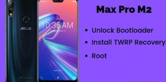 How to root Asus zenfone max pro m2