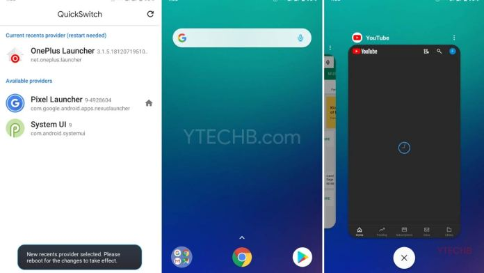 Download OnePlus 7 Pro Launcher APK for any Android Device [without