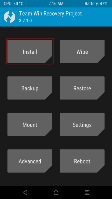 Download Android Q GSI and Install Android Q GSI