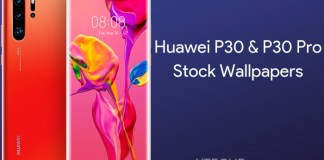 Download Huawei P30 (Pro) Stock Wallpapers [Full-HD Resolution]