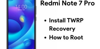 root redmi note 7 pro