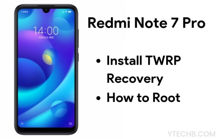 root redmi note 7 pro