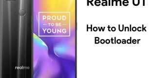 unlock bootloader on realme u1