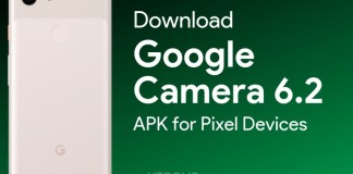 Download Google Camera 6.2 for Pixel Devices